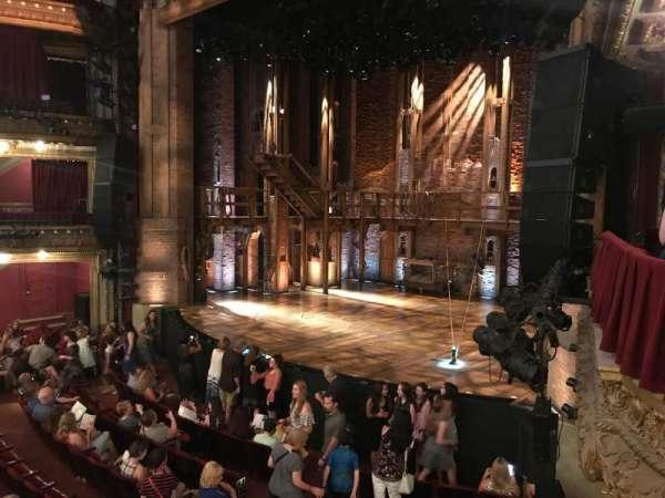 CIBC Theatre, sección: DCRBX2, fila: BX2, asiento: 202, 204
