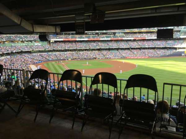 Miller Park, sección: 206, fila: Standing Room, asiento: Standing Room