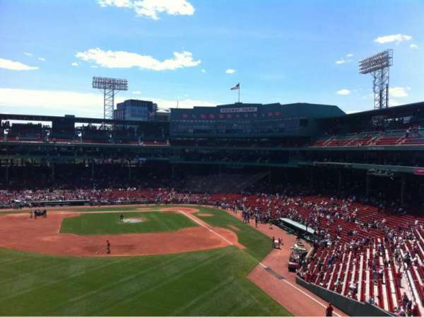 Fenway Park, sección: Green Monster 3