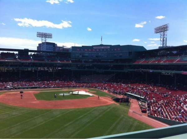 Fenway Park, sección: Green Monster 5