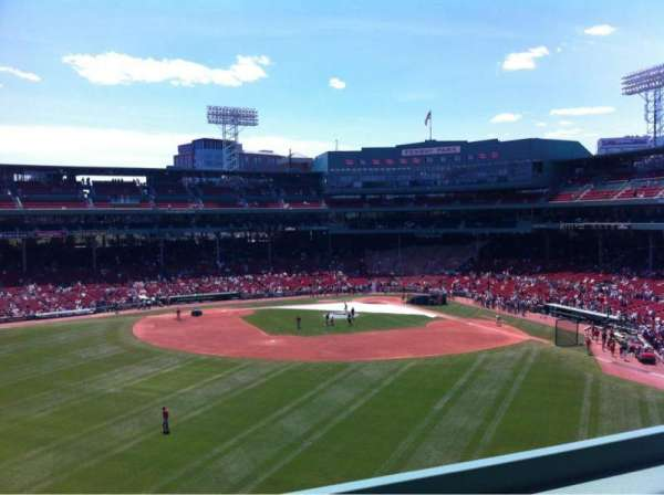 Fenway Park, sección: Green Monster 7