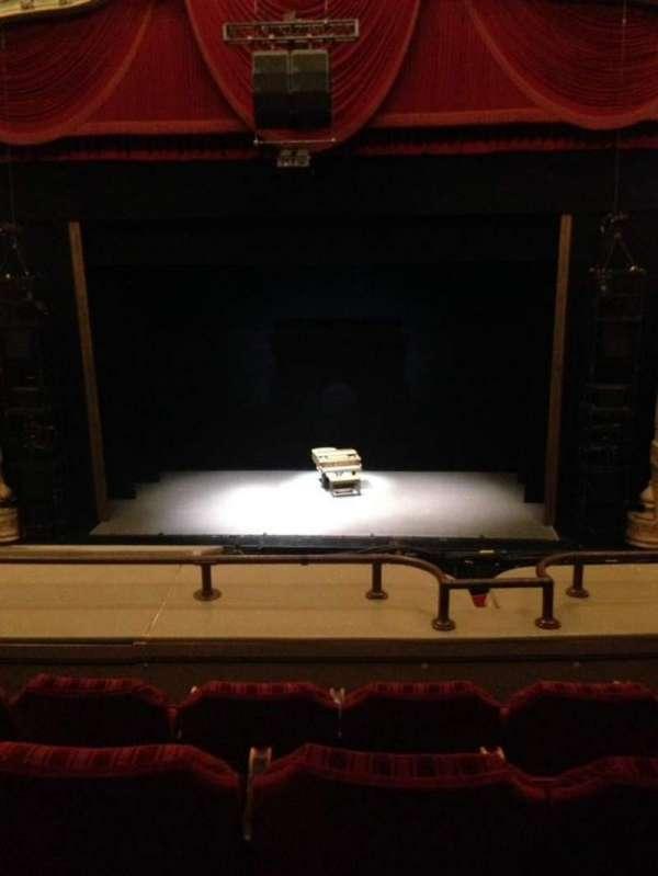 Nederlander Theatre (Chicago), sección: LOGE C, fila: D, asiento: 309