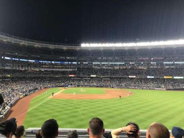 Yankee Stadium, sección: 205, fila: 5, asiento: 15