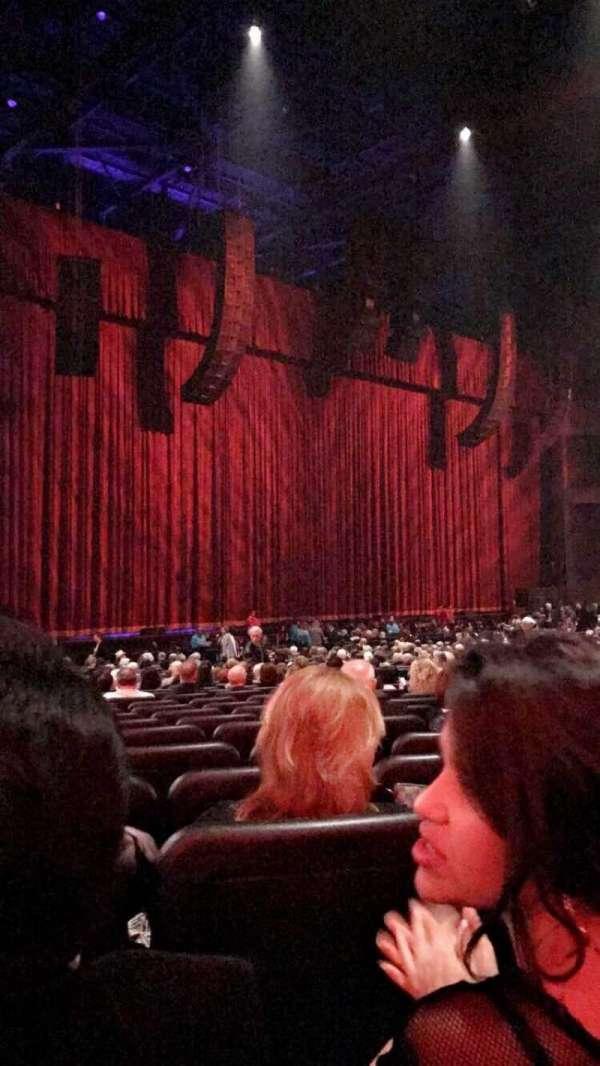 Microsoft Theater, sección: Orchestra Left, fila: CC, asiento: 509