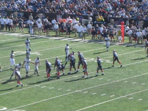 Buffalo Bills Stadium, sección: 206, fila: 7, asiento: 3
