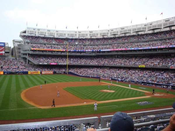 Yankee Stadium, sección: 226, fila: 2, asiento: 20