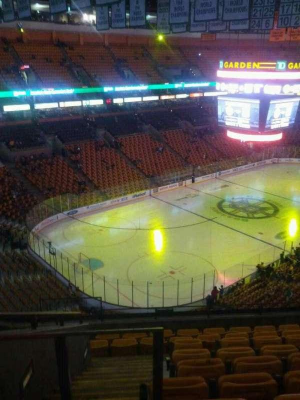 TD Garden, sección: Bal 305, fila: 9, asiento: 18