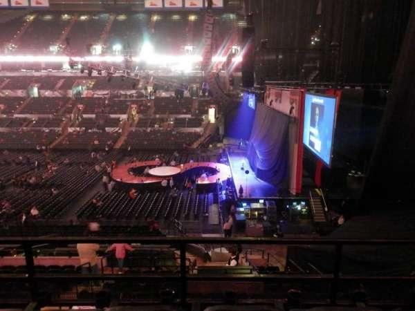 AT&T Center, sección: 120, fila: 31, asiento: 7