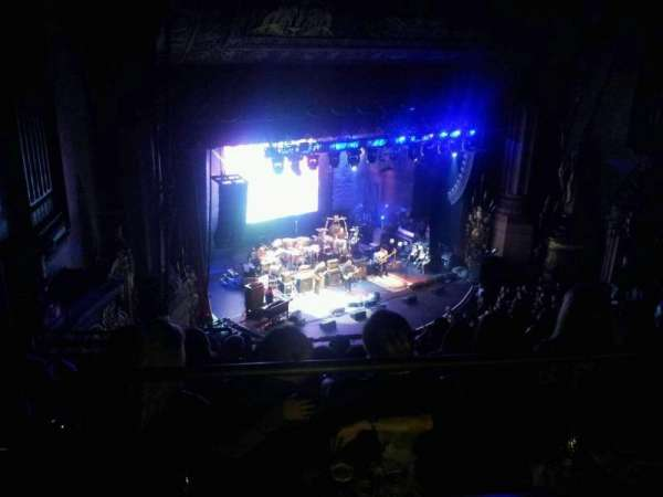 Beacon Theatre, sección: Upper Balcony 3, fila: F, asiento: 45