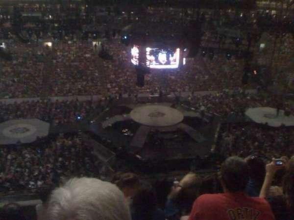 TD Garden, sección: Bal 302, fila: 6, asiento: 4