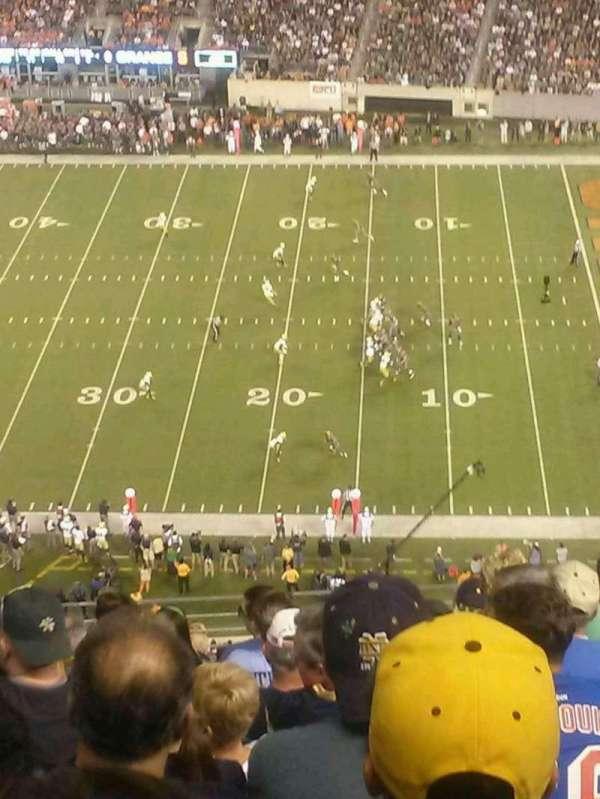 MetLife Stadium, sección: 336, fila: 13, asiento: 19
