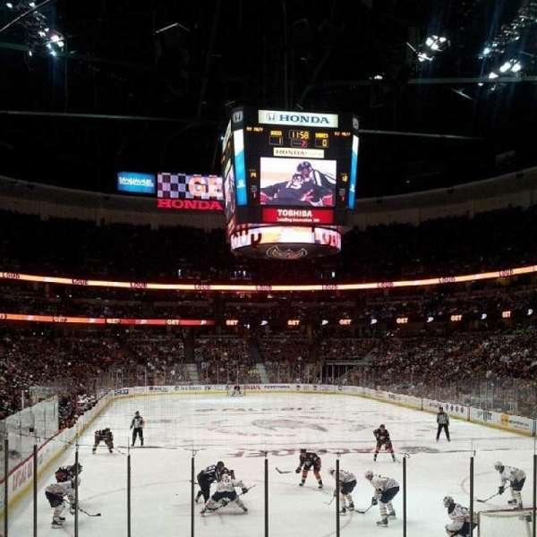 Honda Center, sección: 202, fila: N, asiento: 6