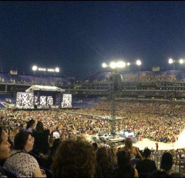M&T Bank Stadium, sección: 148, fila: 32, asiento: 3
