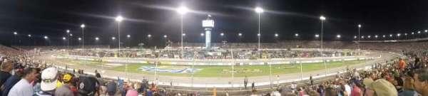 Richmond International Raceway, sección: Commonwealth, fila: D16, asiento: 11