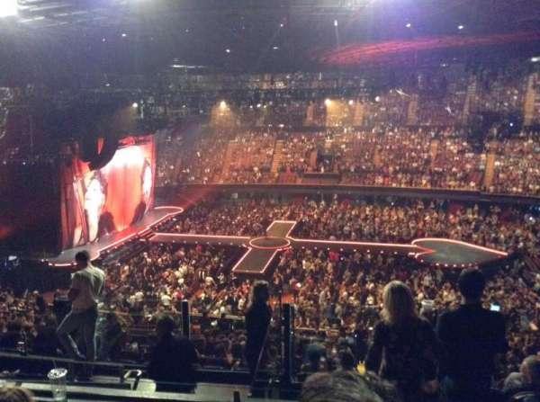 The Forum, sección: 228, fila: 8, asiento: 6