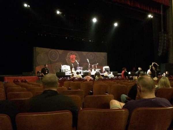 Chicago Theatre, sección: Mnfl3l, fila: Kk