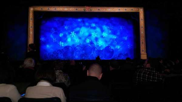Hulu Theater at Madison Square Garden, sección: Orchestra, fila: K, asiento: 15