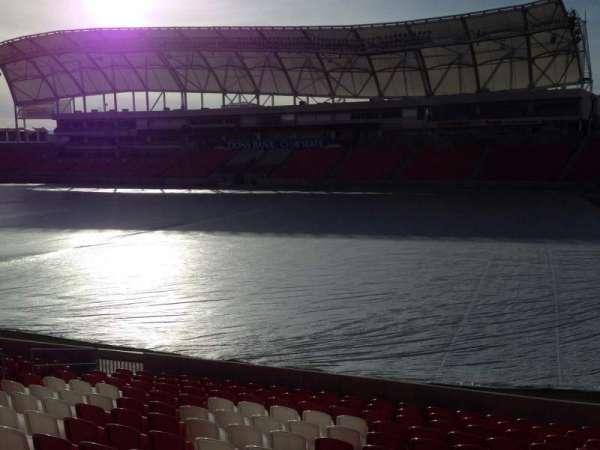 Rio Tinto Stadium, sección: 34, fila: p, asiento: 15
