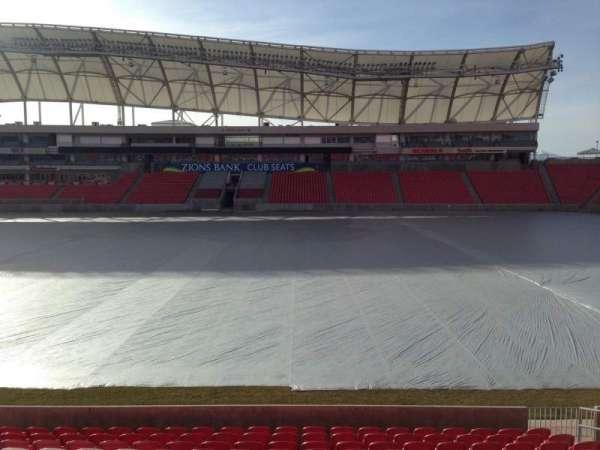 Rio Tinto Stadium, sección: 37, fila: p, asiento: 15