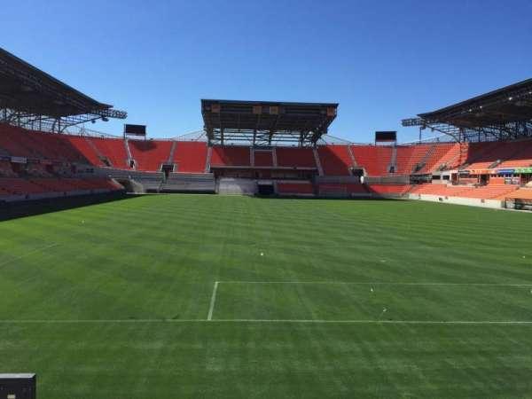 BBVA Stadium, sección: 116, fila: F, asiento: 15