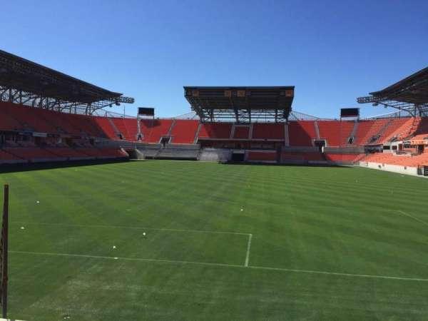 BBVA Stadium, sección: 115, fila: F, asiento: 15