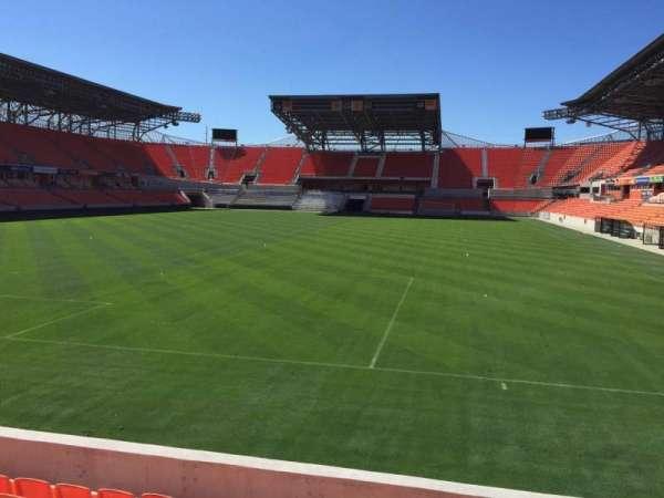 BBVA Stadium, sección: 114, fila: F, asiento: 15