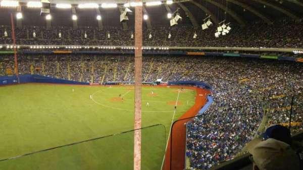 Olympic Stadium, Montreal, sección: 442, fila: BB, asiento: 1