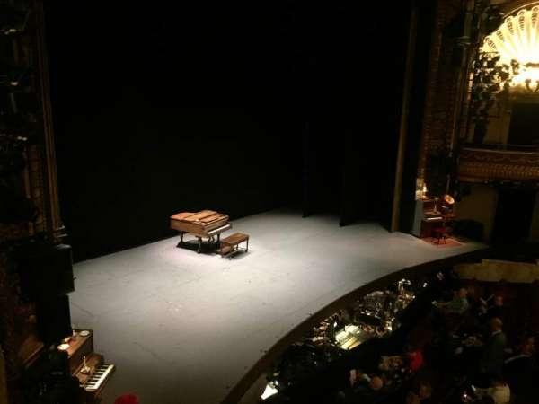 Palace Theatre (Broadway), sección: Mezzanine Left, fila: Box A
