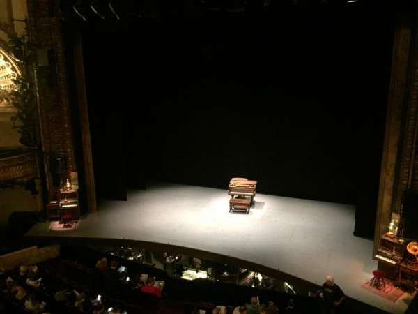 Palace Theatre (Broadway), sección: Mezzanine Right, fila: AA