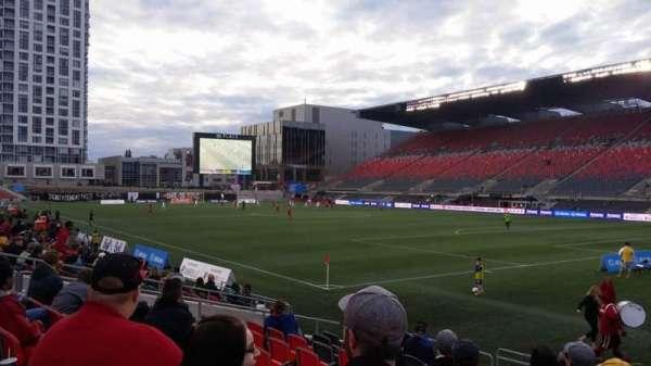 TD Place Stadium, sección: L, fila: 13, asiento: 14