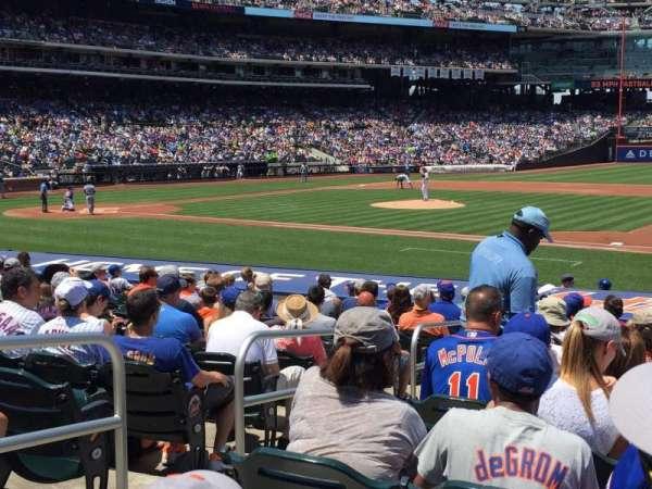 Citi Field, sección: 112, fila: 15, asiento: 3-4