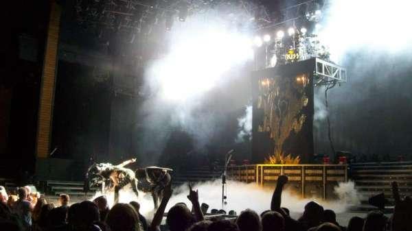 Fiddler's Green Amphitheatre, sección: 101, fila: EEE, asiento: 106