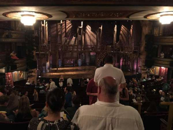 Richard Rodgers Theatre, sección: Orchestra L, fila: S, asiento: 1