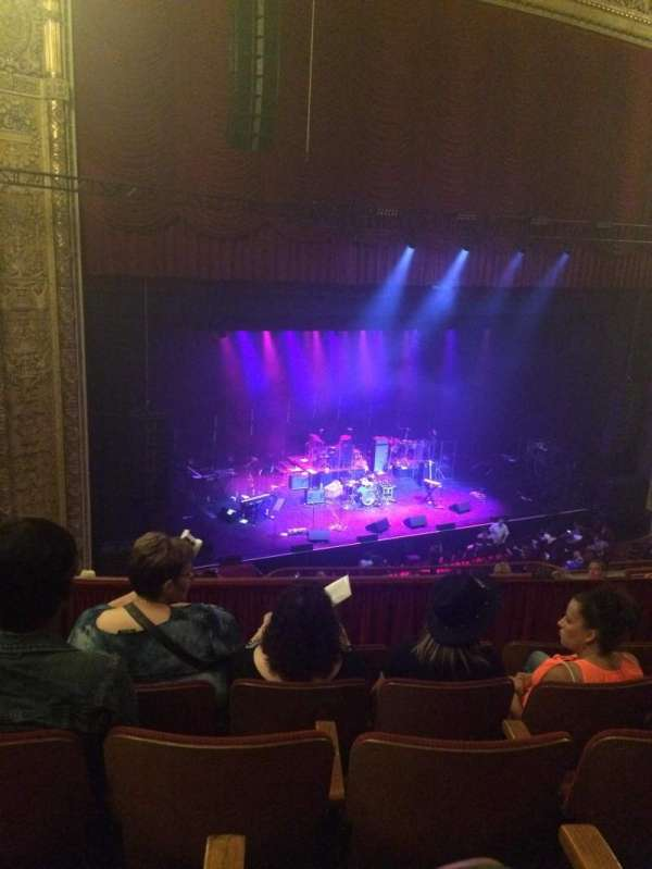 Chicago Theatre, sección: Balcony2L, fila: E, asiento: 219