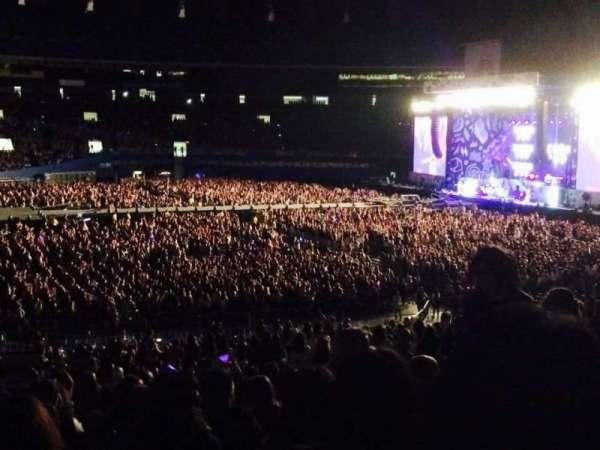 Olympic Stadium, Montreal, sección: 131, fila: R, asiento: 1