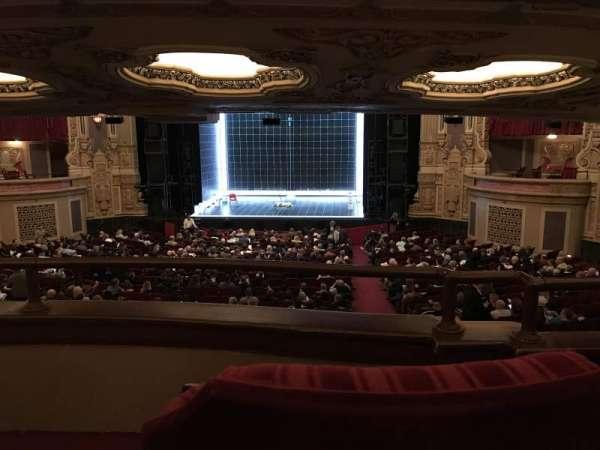 James M. Nederlander Theatre, sección: Dress Circle RC, fila: B, asiento: 220