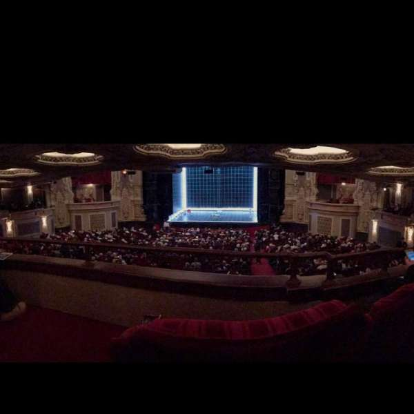 James M. Nederlander Theatre, sección: Dress Circle C, fila: B, asiento: 222