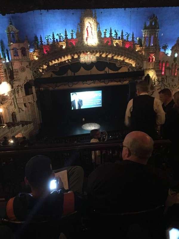 Majestic Theatre - San Antonio, sección: Balcony LC, fila: Mm, asiento: 3