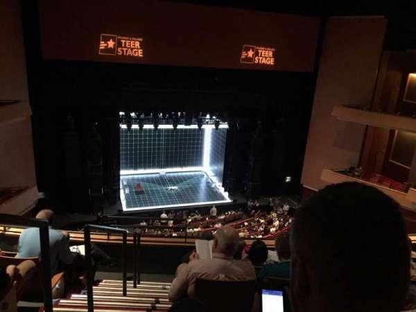 Durham Performing Arts Center, sección: Balcony 9, fila: F, asiento: 131