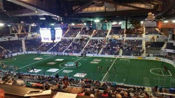 Blue Cross Arena, sección: Suite 21