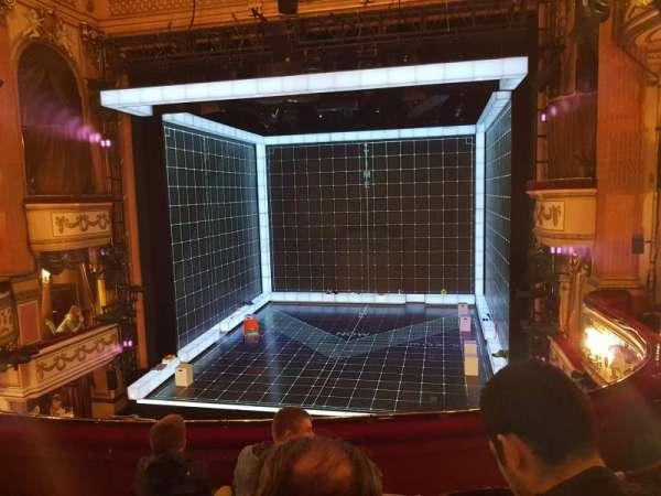 Gielgud Theatre, sección: Dress Circle, fila: D, asiento: 11