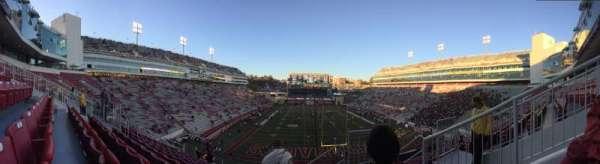 Razorback Stadium, sección: 224, fila: 12, asiento: 01 and 02