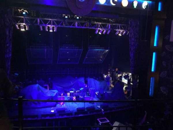 House Of Blues - Dallas, sección: Balcony C, fila: B, asiento: 201