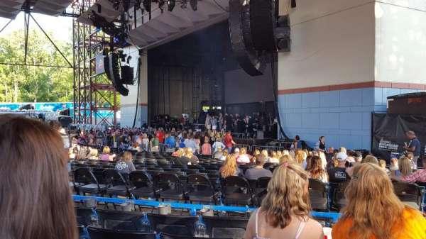 Riverbend Music Center, sección: 600, fila: S, asiento: 647