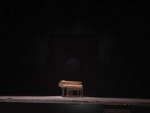 Nederlander Theatre (Chicago), sección: Orchestra C, fila: A, asiento: 110
