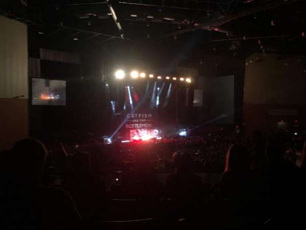 Xfinity Theatre, sección: 700, fila: FFF, asiento: 767