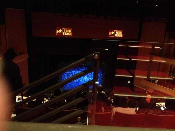 Durham Performing Arts Center, sección: 8, fila: K, asiento: 301