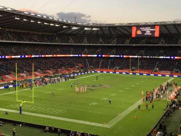 Twickenham Stadium, sección: M16, fila: 64, asiento: 30