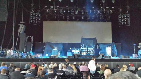 Hollywood Casino Amphitheatre (Tinley Park), sección: 103, fila: N, asiento: 26