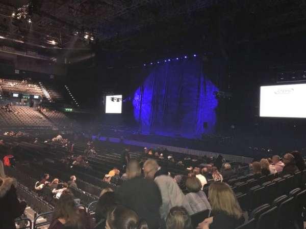 Arena Birmingham, sección: 2 Lower, fila: L, asiento: 61